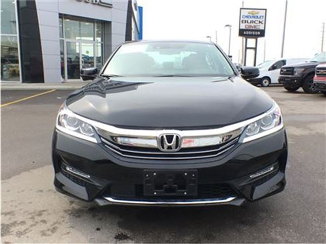 used 2016 honda accord i 4 cy ex l one owner accident free mississauga. Black Bedroom Furniture Sets. Home Design Ideas