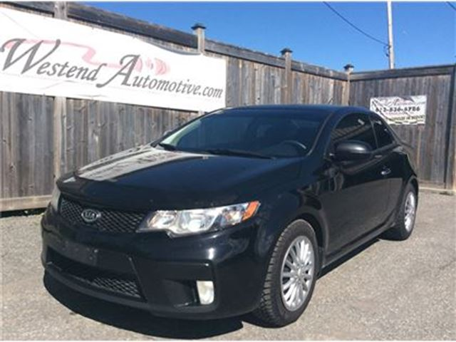 2012 kia forte koup ex w sunroof black westend. Black Bedroom Furniture Sets. Home Design Ideas