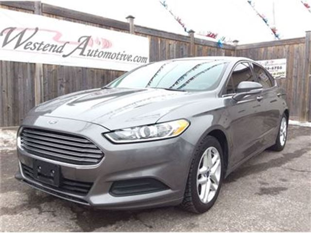 2013 ford fusion se ottawa ontario used car for sale 2687701. Black Bedroom Furniture Sets. Home Design Ideas