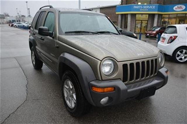 2004 jeep liberty sport brown gorruds auto group milton. Black Bedroom Furniture Sets. Home Design Ideas