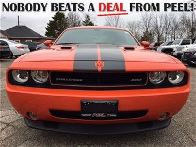 2008 dodge challenger srt8 157 of 500 mississauga ontario used. Cars Review. Best American Auto & Cars Review