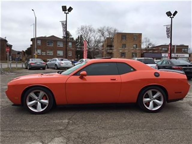2008 dodge challenger srt8 157 of 500 mississauga ontario used car for sale 2687896. Black Bedroom Furniture Sets. Home Design Ideas