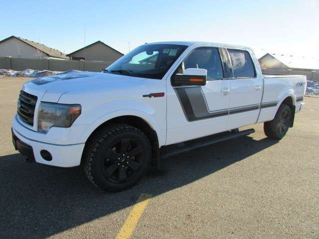 2014 FORD F-150 SuperCrew 4x4 FX4 **LEATHER-NAV-SUNROOF** in Medicine Hat, Alberta