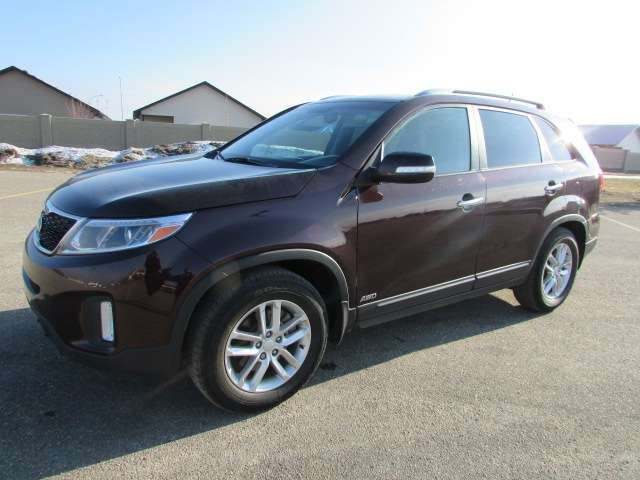 2015 Kia Sorento LX All-wheel Drive in Medicine Hat, Alberta
