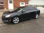 2011 Chevrolet Cruze LTZ Turbo w/1SA RS in Bowmanville, Ontario