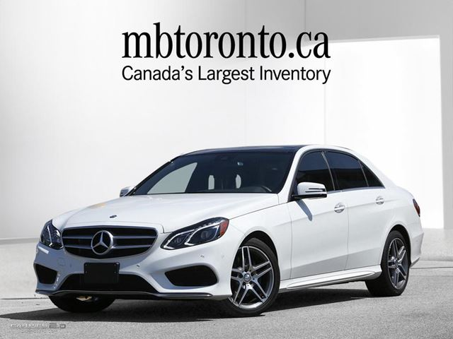 2016 mercedes benz e400 4matic sedan polar white mercedes benz etobicoke. Black Bedroom Furniture Sets. Home Design Ideas