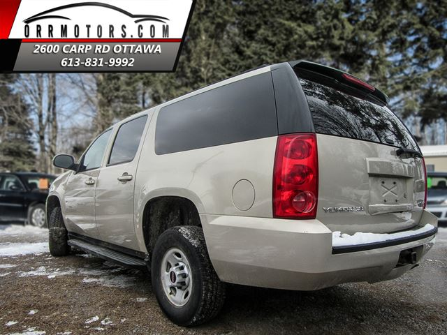2008 gmc yukon xl sle 1 3 4 ton 4wd stittsville ontario. Black Bedroom Furniture Sets. Home Design Ideas