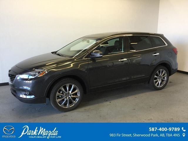 2015 mazda cx 9 gt meteor grey mica 42a park mazda. Black Bedroom Furniture Sets. Home Design Ideas