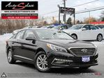 2015 Hyundai Sonata ONLY 81K! **BACK-UP CAM** CLEAN CARPROOF in Scarborough, Ontario
