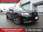 2015 Chrysler 300 S ACCIDENT FREE w/ NAVIGATION, SPOILER &  PANORAMIC SUNROOF in Surrey, British Columbia