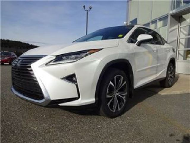 2017 Lexus RX 350 Executive Package Navi AWD in Mississauga, Ontario