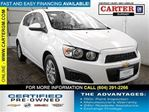 2016 Chevrolet Sonic LT in Burnaby, British Columbia