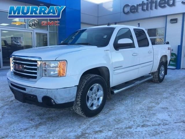 2011 GMC Sierra 1500 SLT in The Pas, Manitoba