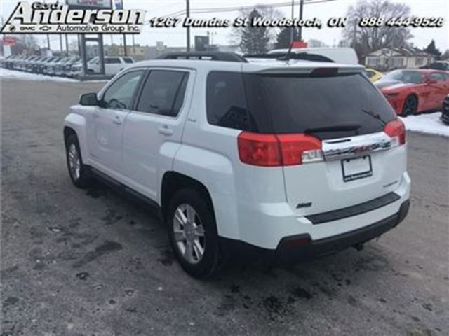 2011 gmc terrain sle 2 woodstock ontario used car for sale 2688137. Black Bedroom Furniture Sets. Home Design Ideas