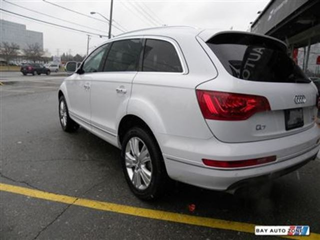 2013 audi q7 3 0t prestige premium qtro 7passenger navigation toronto ontario used car for. Black Bedroom Furniture Sets. Home Design Ideas