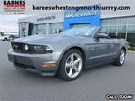 2011 Ford Mustang GT   Cruise Control, AC, Bluetooth, Power Locks in Surrey, British Columbia