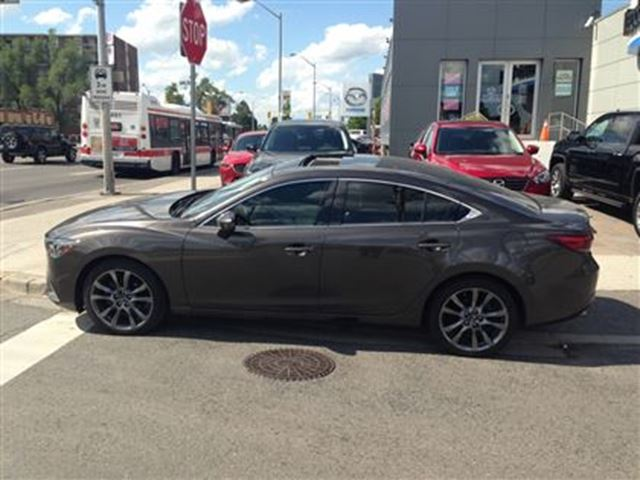 2016 mazda mazda6 gt toronto ontario used car for sale 2688439. Black Bedroom Furniture Sets. Home Design Ideas