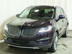 2015 Lincoln MKC 2.3L EcoBoost AWD w/ Navigation, Leather, Panoramic Moonroof in Edmonton, Alberta