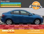 2013 Mazda MAZDA3 GS-SKY 2.0L 4 CYL 6 SPD MANUAL FWD 4D SEDAN in Middleton, Nova Scotia