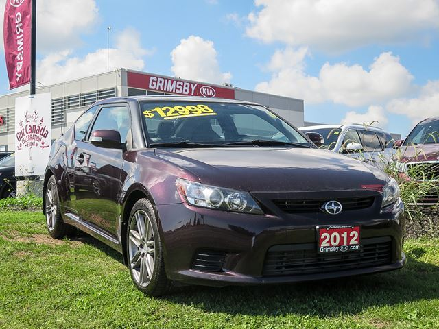 2012 SCION TC PERFECT SPORTS CAR FOR ANY BUDGET!!! in Grimsby, Ontario