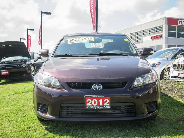2012 scion tc perfect sports car for any budget grimsby ontario car for sale 2688034. Black Bedroom Furniture Sets. Home Design Ideas