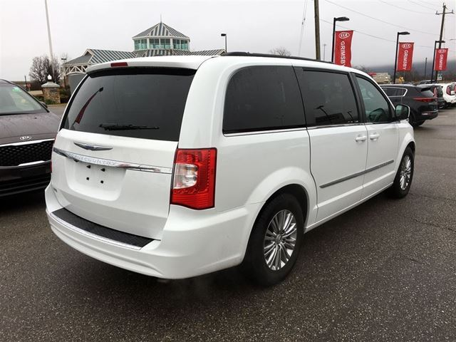 Chrysler Town And Country Touring Gas Mileage