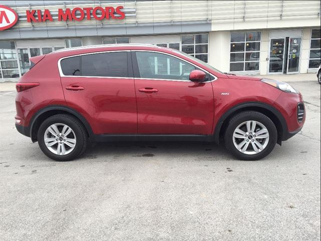 2017 kia sportage lx awd heated seats factory warranty newmarket ontario used car for. Black Bedroom Furniture Sets. Home Design Ideas
