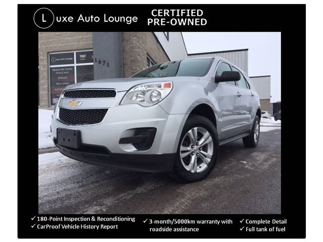 2011 chevrolet equinox ls certified pre owned bluetooth cruise. Cars Review. Best American Auto & Cars Review