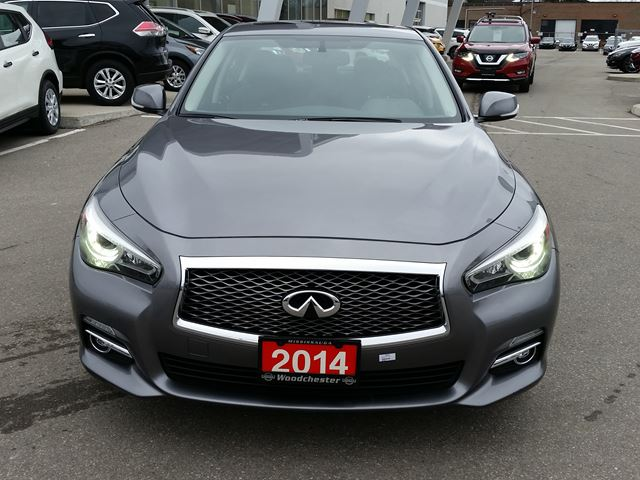 2014 infiniti q50 sport mississauga ontario car for sale 2688228. Black Bedroom Furniture Sets. Home Design Ideas