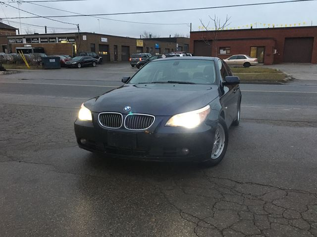 2006 BMW 5 SERIES 525i in North York, Ontario
