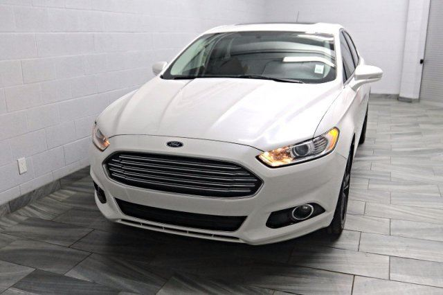 2014 ford fusion titanium awd new tires new brakes leather navigation sunroof bluetooth. Black Bedroom Furniture Sets. Home Design Ideas