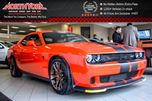 2017 Dodge Challenger SRT Hellcat Nav Sunroof Dual Carbon Stripes Laguna Leather 20Alloys in Thornhill, Ontario