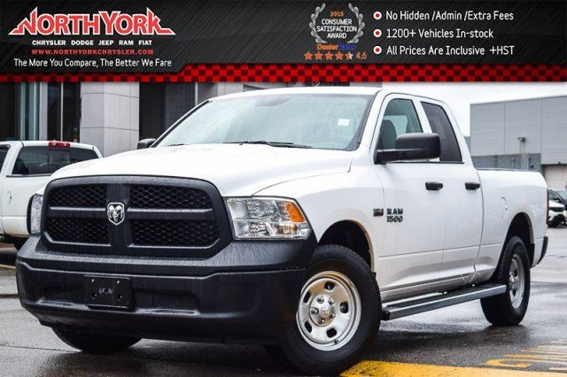 2016 dodge ram 1500 tradesman 4x4 quad hemi bwedliner tow hitch 6ft box sidesteps thornhill. Black Bedroom Furniture Sets. Home Design Ideas