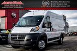 2016 Ram Promaster  CleanCarProof RearCam Bluetooth KeylessEntry LowKM  in Thornhill, Ontario