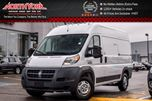 2016 Ram Promaster High Roof Bluetooth LOW KMS AC Keyless_Entry in Thornhill, Ontario
