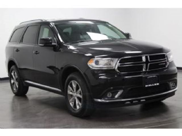 2016 Dodge Durango AWD 4dr Limited in Mississauga, Ontario