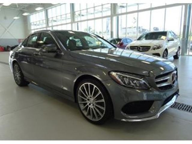 2017 mercedes benz c class c300 4matic sedan mississauga for Mercedes benz c300 rims