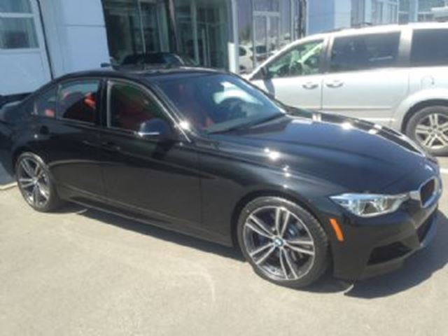 2016 bmw 3 series 340xi mississauga ontario used car for sale. Black Bedroom Furniture Sets. Home Design Ideas