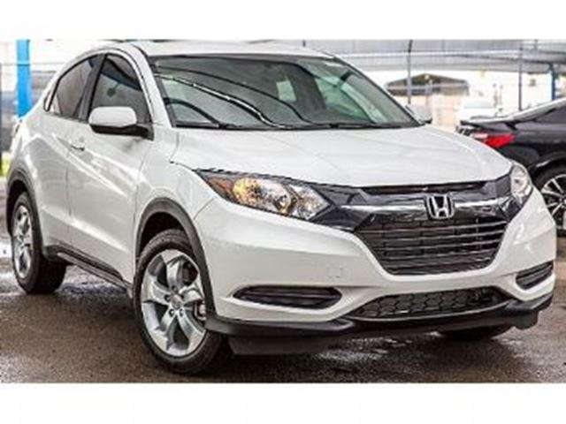 2017 honda hr v lx fwd white lease busters. Black Bedroom Furniture Sets. Home Design Ideas