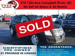 2016 Cadillac SRX Luxury in Campbell River, British Columbia