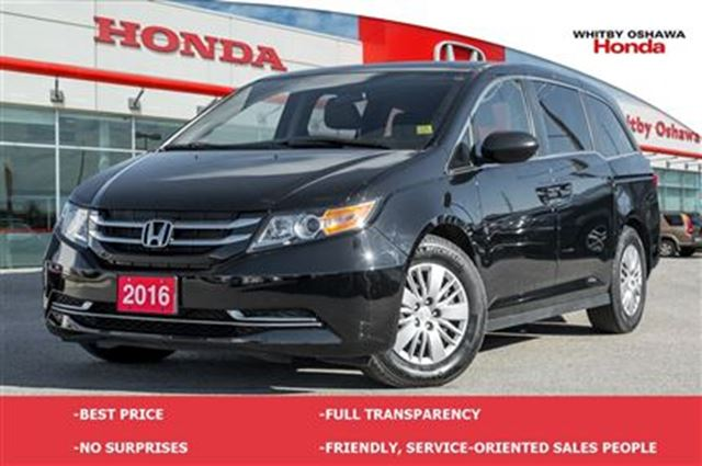 2016 honda odyssey lx whitby oshawa honda. Black Bedroom Furniture Sets. Home Design Ideas