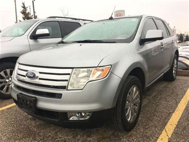 2007 ford edge sel georgetown ontario used car for sale. Black Bedroom Furniture Sets. Home Design Ideas