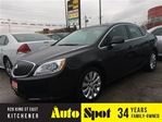 2015 Buick Verano MASSIVE INVENTORY CLEAROUT/PRICED FOR A QUICK SA in Kitchener, Ontario