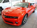 2013 Chevrolet Camaro 2SS CONVERTIBLE LOW KM FINANCE AVAILABLE in Edmonton, Alberta