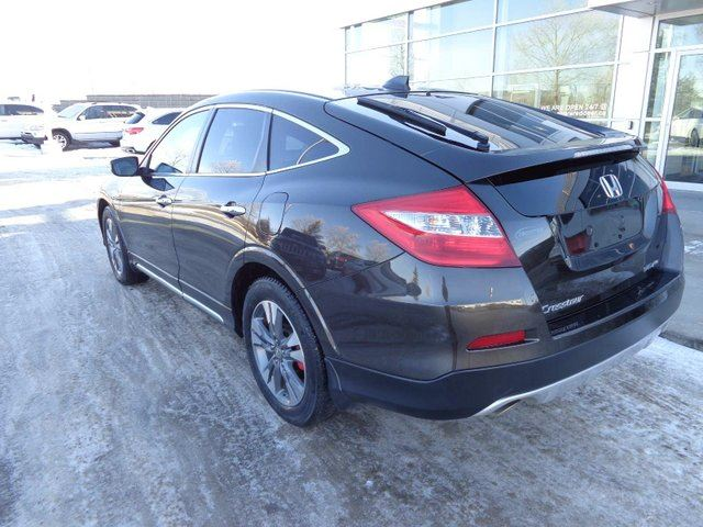 2013 honda crosstour ex l red deer alberta used car for for Used honda crosstour for sale