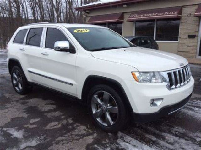 2011 jeep grand cherokee limited chateauguay quebec used car for. Cars Review. Best American Auto & Cars Review