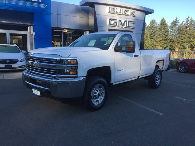 2016 chevrolet silverado 2500hd wt white jenner chevrolet buick gmc. Black Bedroom Furniture Sets. Home Design Ideas