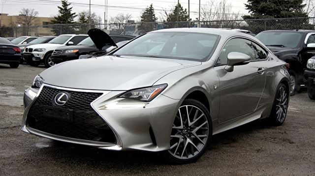 2015 lexus rc 350 f sport package awd navigation red seats cou woodbridge ontario used car. Black Bedroom Furniture Sets. Home Design Ideas
