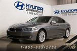 2011 BMW 5 Series xDrive + NAVI + TOIT + PARK DI in Drummondville, Quebec
