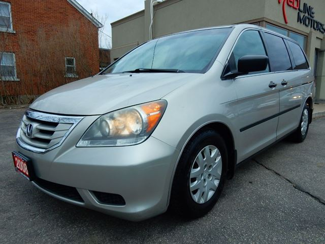 2008 honda odyssey lx loaded 7 pass no accidents. Black Bedroom Furniture Sets. Home Design Ideas